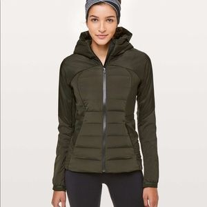LLululemon down for it all jacket